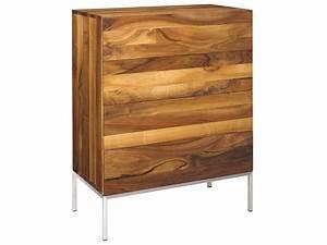 Designer Kommode Aus Holz Naturliche Gelandeformen
