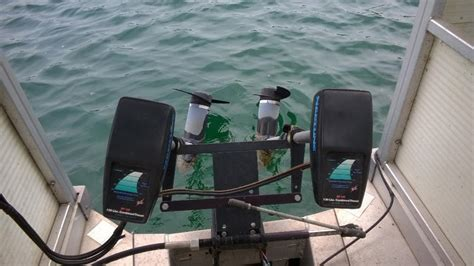 What Size Trolling Motor For 24 Pontoon Boat by Recommend Replace Trolling Motor For All Electric Lake