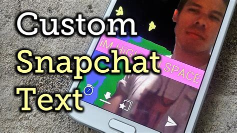 how to change font color on snapchat change snapchat font size text colors samsung galaxy