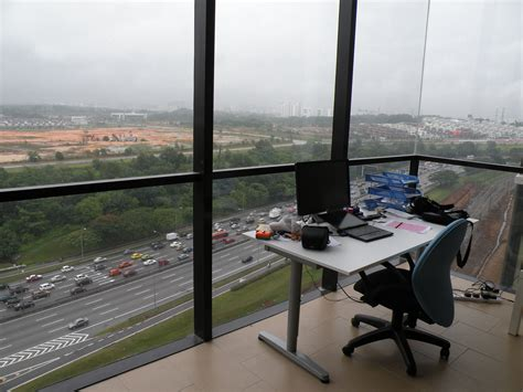 with a city view 40 beautiful minimal and functional mac workspaces Office