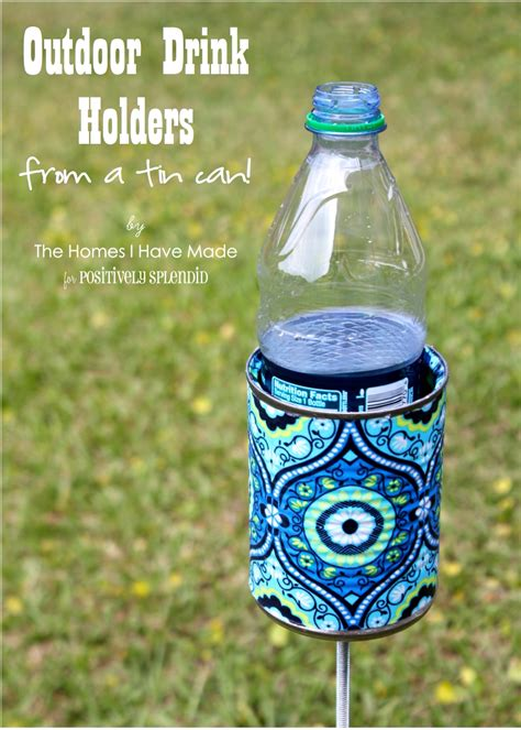 Kreations Done By Hand Diy Outdoor Drink Holder Tutorial