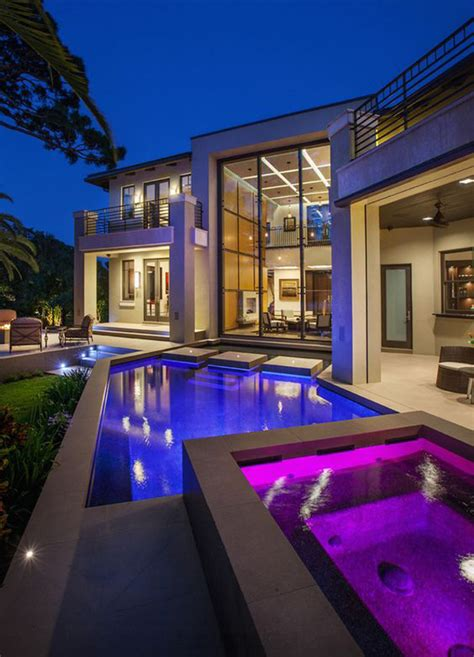 outdoor pool lighting ideas 15 amazing outdoor pool with lighting ideas home design and interior