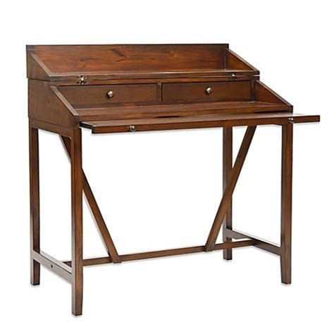 writing desk for bed buy safavieh american home wyatt pull out writing desk