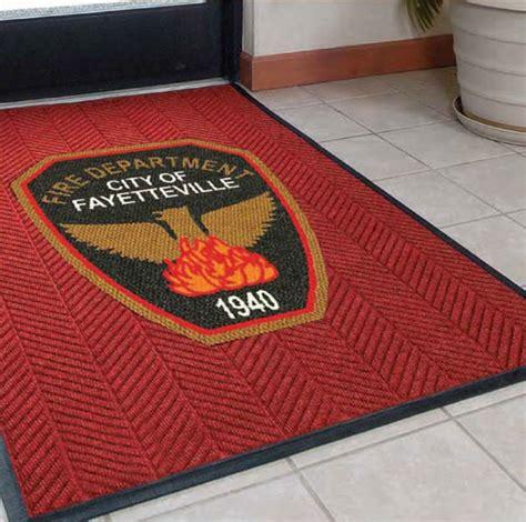 waterhog eco elite inlay logo mats by waterhog floor mats
