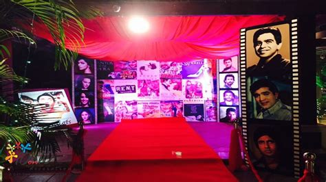 image result  bollywood retro theme party decorations