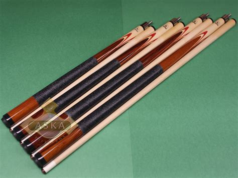 short pool table sticks aska billiard pool cue stick aska lcsb regas short cues set