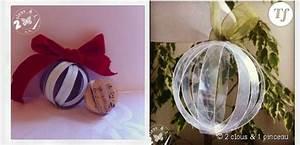 Deco De Noel Avec Bouteille En Plastique : comment fabriquer une boule de noel avec photo ~ Dallasstarsshop.com Idées de Décoration