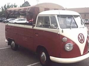 1963 Vw Type 2 Transporter Single Cab