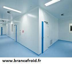 panneaux sandwich chambre froide panneaux sandwich industriel isocab pour salle blanche et