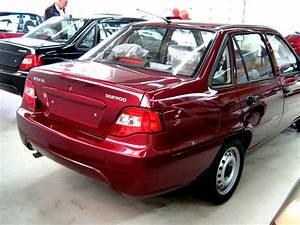 Daewoo Cielo  Nexia Hatchback 3 Doors 1994 On Motoimg Com