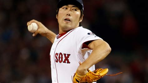 red sox relief pitcher koji uehara  ready