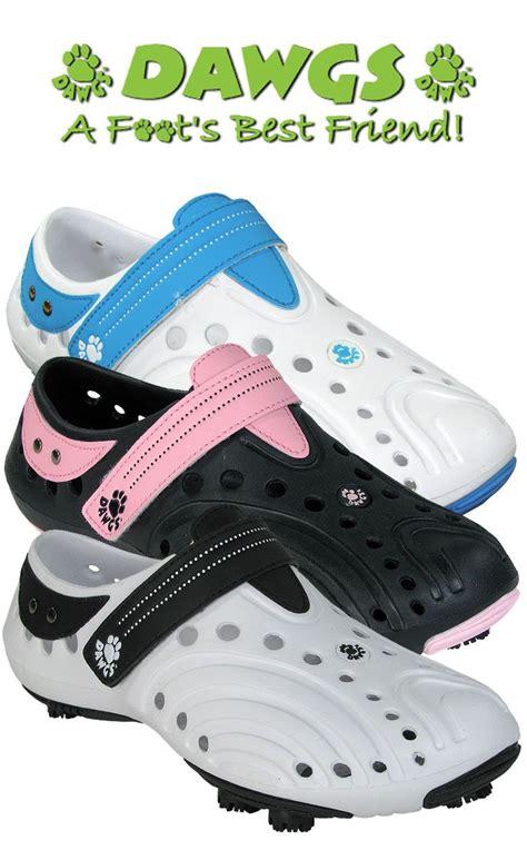 Dawgs Spirit Golf Shoes by Dawgs Golf - Ladies Golf Shoes | Ladies golf, Womens golf shoes, Golf ...