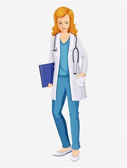 Doctor Clipart Female Medical Transparent Seekpng