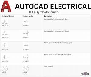 Autocad Standard Electrical Symbols