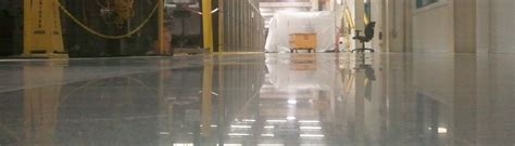 Floor polishing for automotive manufacturing co