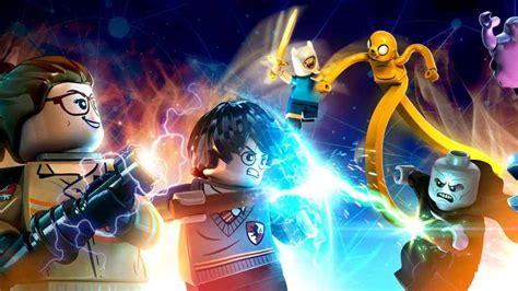 Top 5 Lego Video Games On The Xbox One