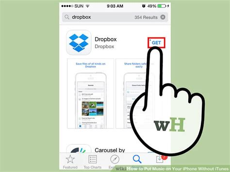 to put songs on iphone 6 ways to put on your iphone without itunes wikihow