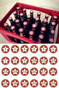 Weihnachten Bier Sprüche : freebie 24 numbers for your diy beer advent calendar for ~ Haus.voiturepedia.club Haus und Dekorationen