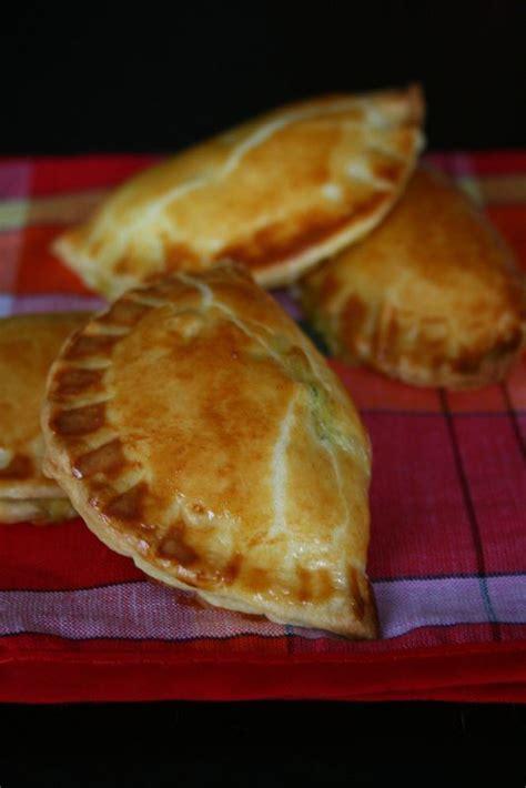 recette de cuisine antillaise pâtés de morue chaussons à la morue culinaire