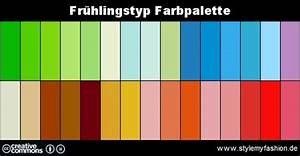Farben Kombinieren Kleidung : die fr hlingstyp farben typberatung style my fashion ~ Orissabook.com Haus und Dekorationen