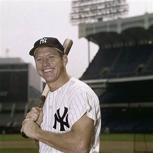 Opinions On Mickey Mantle