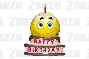 Happy Birthday Cake Emoticon