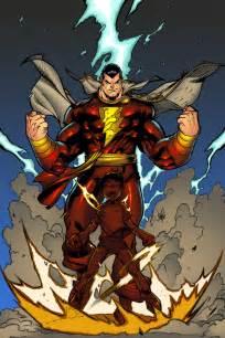 Shazam Captain Marvel Transformation