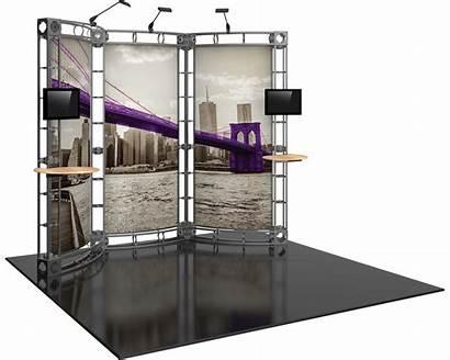 Truss Display Orbital Lynx Trade Booth Global