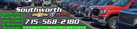 southworth chevrolet  trucks  sale today