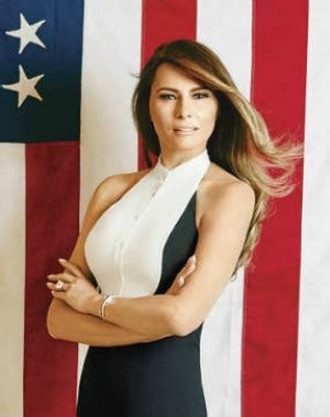 Melania Trump First Lady - How Melania Trump Will Act As First Lady