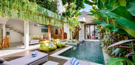 Bali Home Design Ideas by Gorgeous Tropical Villas In Bali