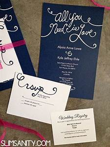 affordable wedding invitations from vistaprint wedding With fall wedding invitations vistaprint