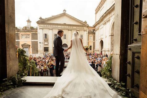 Kylie Gattinella And Alexander Van Hoek's Wedding At La
