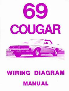 200mercury Cougar Wiring Diagram Manual Original