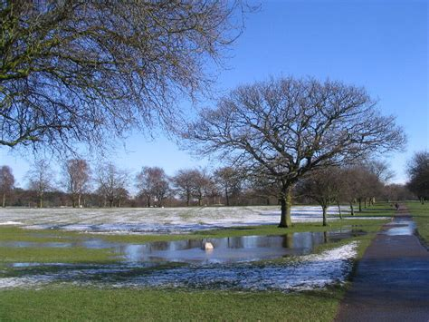 File:Melting snow in the Memorial Park (1157504).jpg