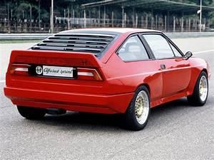 Alfa Romeo Sprint : alfa romeo alfasud sprint 6c 1982 old concept cars ~ Medecine-chirurgie-esthetiques.com Avis de Voitures