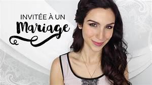 Maquillage De Mariage : look invit e de mariage ~ Melissatoandfro.com Idées de Décoration
