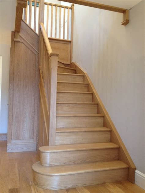 bespoke staircases derby oak staircases derby joinery