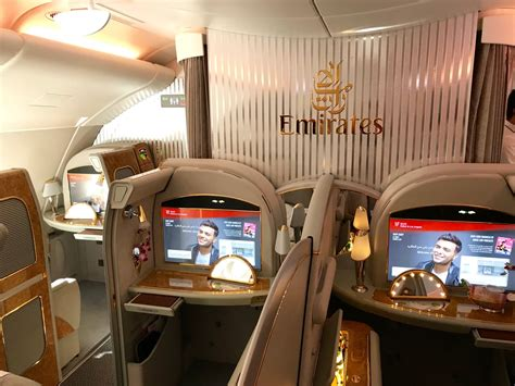 emirates a380 class cabin best ways to book emirates class using points step