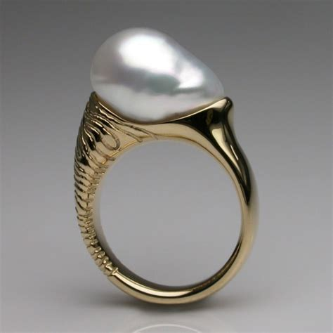 Bespoke South Sea Pearl Engagement Ring  Stephen Einhorn. Lion's Head Rings. Mothers Day Rings. Big Stone Wedding Rings. Wife Channing Tatum Wedding Rings. Batu Rings. Celestial Engagement Rings. Diamond Wedding Rings. Artistic Engagement Engagement Rings