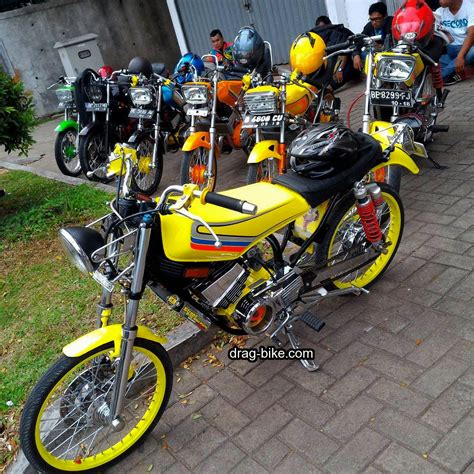 Modif Rx King by 50 Foto Gambar Modifikasi Motor Rx King Drag Racing