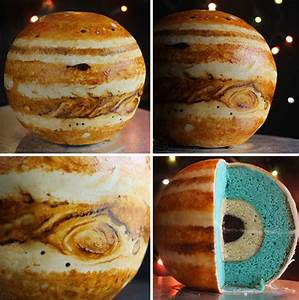 How to Bake Scientifically Accurate Cake Planets