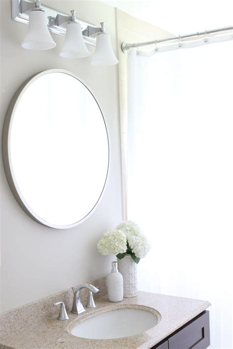 How To Hang A Bathroom Mirror On Drywall by How To Hang A Heavy Mirror Easy Diy Guide Zillow Digs