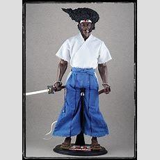 Afro Samurai  Kuma By Brettbarkleydeviantartcom On @deviantart  Far East Art Pinterest