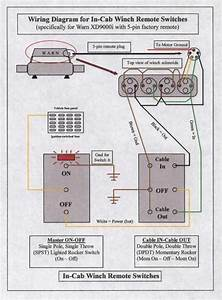 5pin Winch Wiring In Cab Help