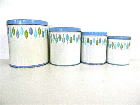 Vintage Kitchen Canisters by 289 Best Images About Cool Kitchen Canisters On
