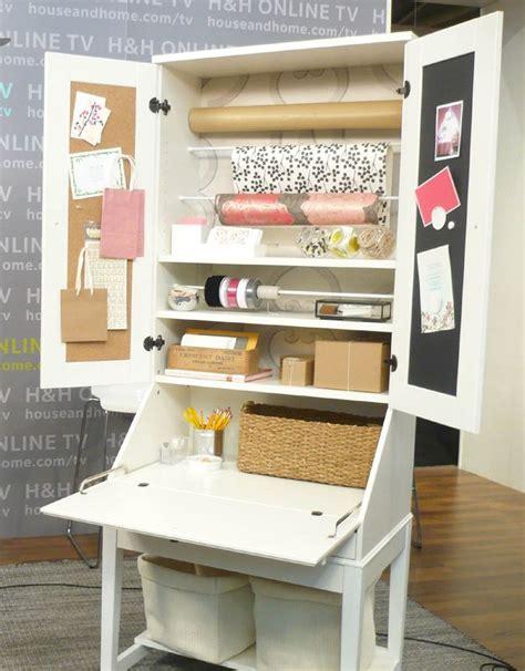 ikea alve secretary desk ikea alve wrapping station organization pinterest