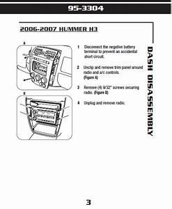 2006 Hummer H3 Wiring Schematic : 2006 hummer h3installation instructions ~ A.2002-acura-tl-radio.info Haus und Dekorationen