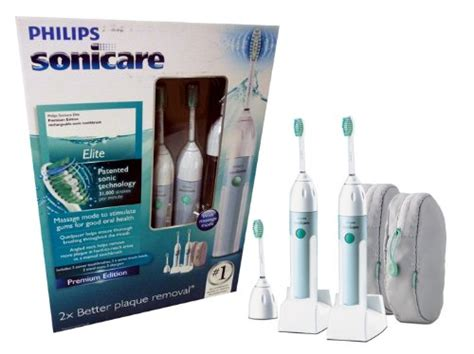 Philips Sonicare Elite Review - Get Healthy Teeth!