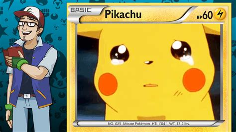 Pokemon trading card game is available by the individual single card, pack, box, theme deck or collectible tin. Top 10 Saddest Pokemon Cards - YouTube